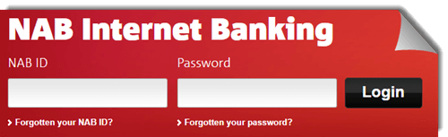 NAB Internet Banking Login